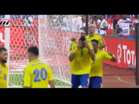 Gabon vs Guinea Bissau 1 1 All Goals Highlights 2017