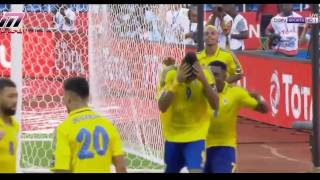Gabon vs Guinea Bissau 1 1 All Goals Highlights 2017