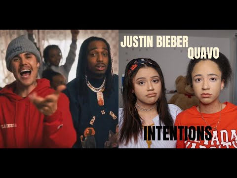 Justin Bieber - Intentions ft. Quavo (Official Video) REACTION