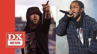 """Kendrick Lamar's """"Good Kid, m.A.A.d City"""" Breaks Eminem's Billboard Record"""