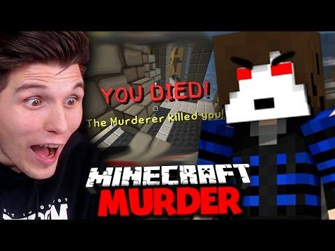 IST GERMANLETSPLAY DER MÖRDER? ✪ Minecraft MURDER