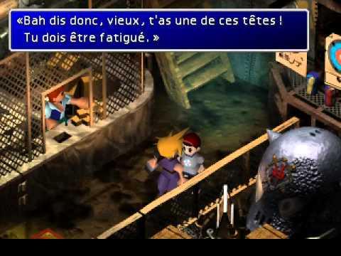 Live #1 : Final Fantasy VII retraduit avec Néo-Midgar + Perfect Game - 1 / 2