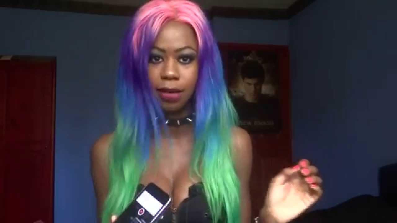 Dating an alternative black girl