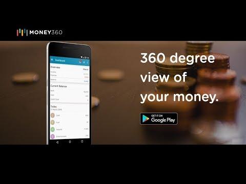 Money360 – Smart Money Manager