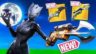 *NEW ITEMS* Batman Grapnel & Batarang!! - Fortnite Funny WTF Fails and Daily Best Moments Ep.1363