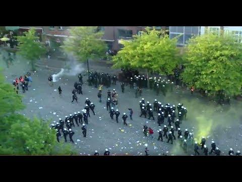 """G20: """"Welcome to Hell"""" – die Straßenschlacht am Fischmarkt"""