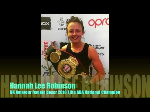 TAFAB Debate: Interview with Hannah Robinson UK rising amateur boxer