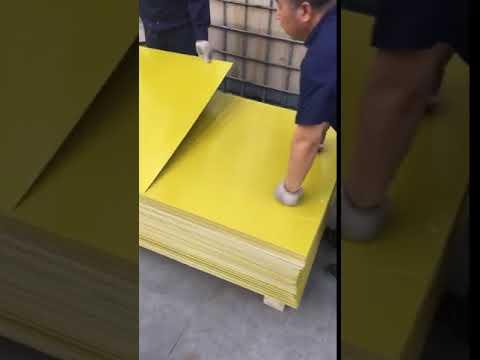 epoxy resin board