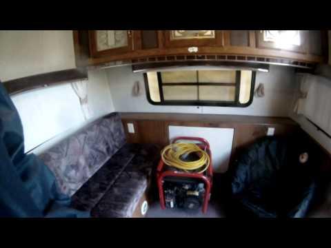 1994 Layton Travel Trailer - YouTube