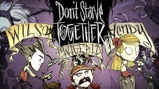 ❗ 10 10 90 ❗ Don't Starve Together #19 w/ Undecided Tomek90
