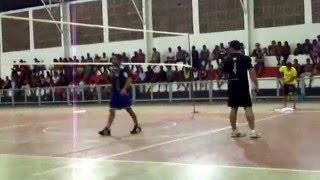 Final do Torneio de Voleibol em Miguel Alves 2011. Teresina X José de Freitas. Teresina Campeão!