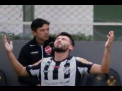 Gol de Hiroshi, Tupi-MG 1 x 0 Vila Nova - Série B 29/10/2016