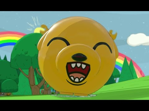 LEGO Dimensions - Jake the Dog Gameplay (Adventure Time World)