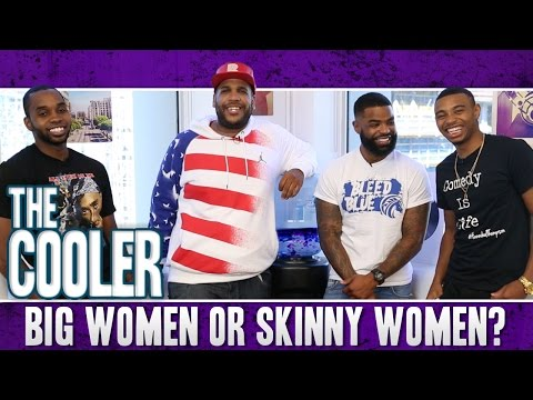 Big guy dating skinny girls with curves