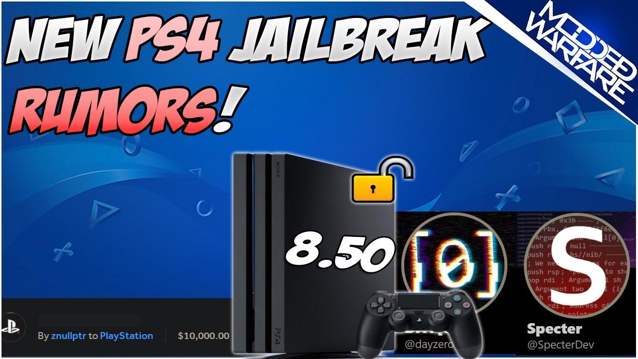 Addressing New PS4 Jailbreak Rumors