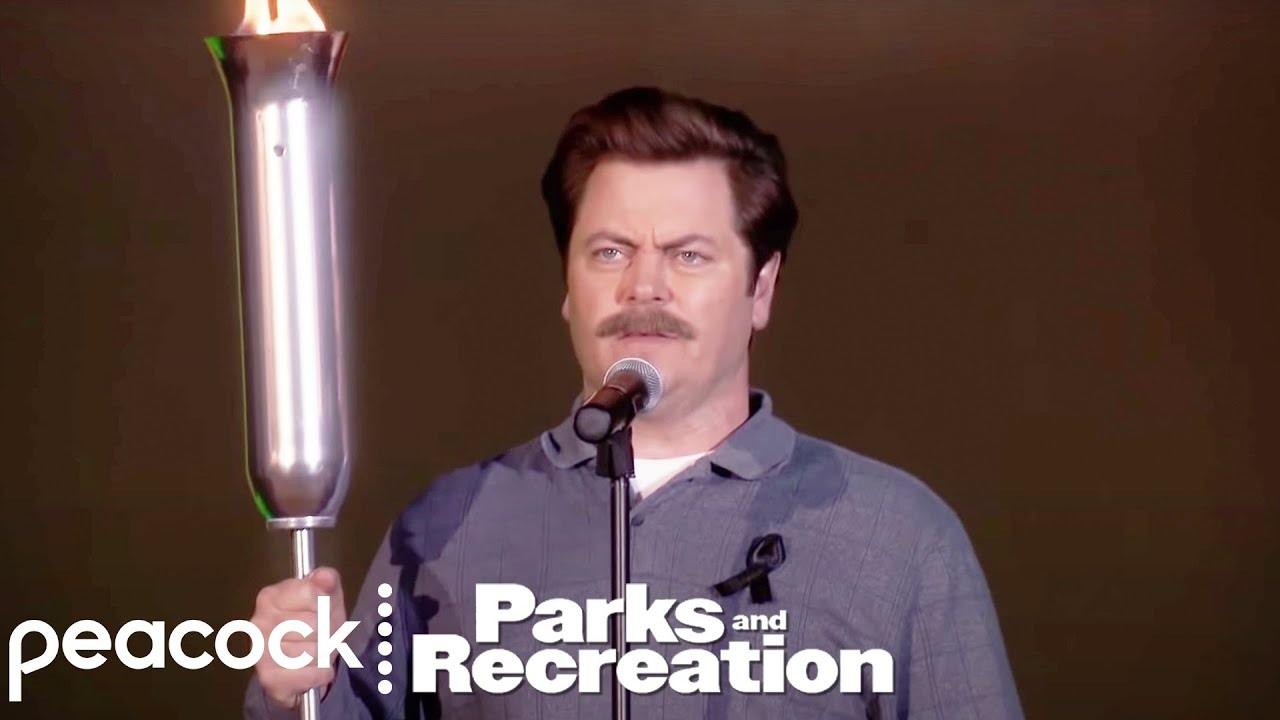 I Have Cried Twice in my Life - Parks and Recreation