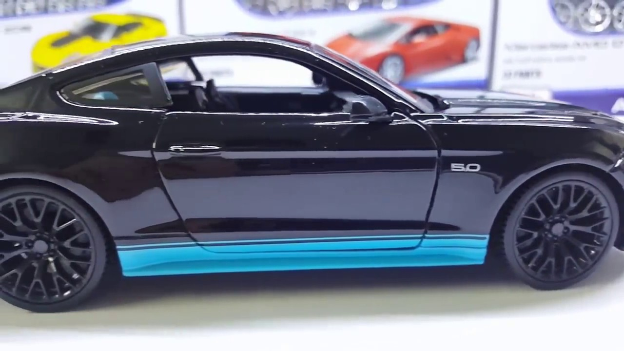 Ford Mustang Diecast Model Cars