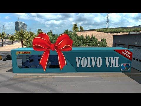Nuevo VOLVO VNL 2018 | Regalo Navideño | De Las Vegas, Nevada a Phoenix, Arizona