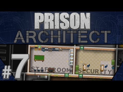 Prison Architect - Relocation Day - PART #7