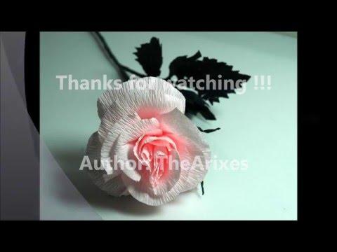 31 Cara Membuat Bunga Dari Kertas Beserta Gambar Jamin Sukses