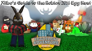 Xiibo's Guide to the Roblox 2016 Egg Hunt
