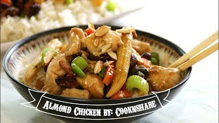 Almond Chicken - Dinner in 30 Minutes