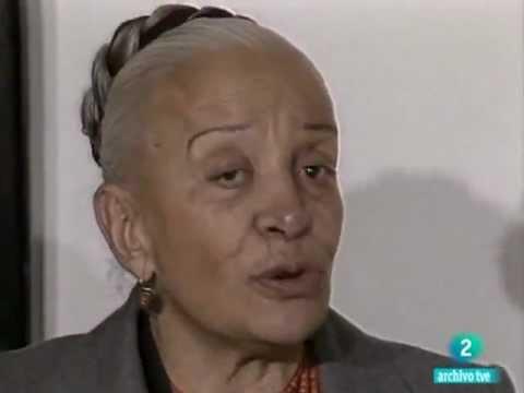 Entrevista a Angélica Arenal, viuda de Siqueiros