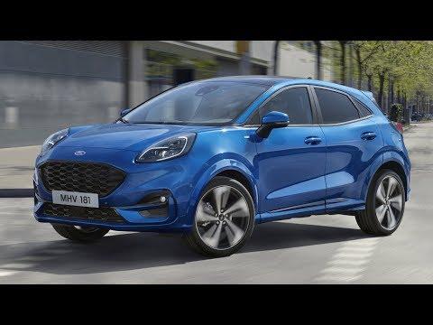 Prezint Noul Ford Puma Fabricat La Craiova Youtube