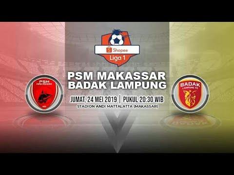 Live streaming PSM MAKASSAR VS BADAK LAMPUNG || SHOPPE ...Badak Lampung Futbol24