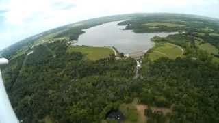 FPV Lake Texoma at Denison Dam 5/14/2015