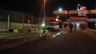 لحظة وصول جثمان المذيع عمرو سمير إلى مطار القاهرة قادماً من مدريد