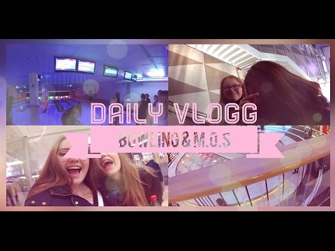 DAILY VLOGG - 5/2 | Bowling & Mall of Scandinavia