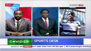 Cheruiyot, Manangoi in virtual race | Sports Desk | Part 2