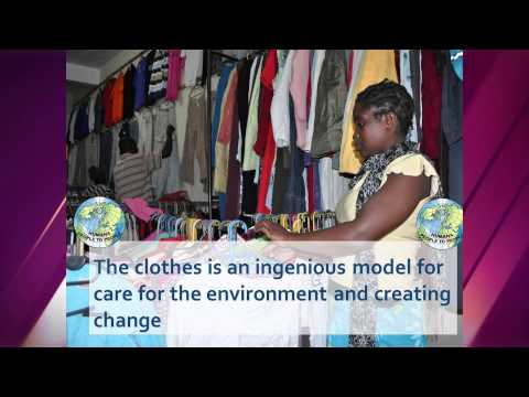 Ib Hansen : Textile Recycling Conference 2014