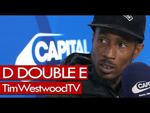D Double E on Jackuum, being an inspiration, advice for new artists - Westwood