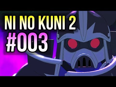 Ni no Kuni 2 ♥️ [003] Flucht aus dem Schloss - Let's Play Ni no Kuni 2 PS4 Pro Deutsch