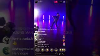i was gonna post the full live without the comments but the dude fo...