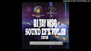 Dj Tay Wsg  Sound Effects 2018 Pack Vol. 18 (335 Efx)