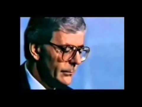 John Major - the charge sheet
