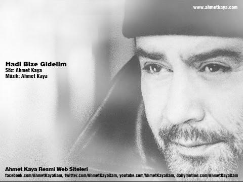 Hadi Bize Gidelim (Ahmet Kaya)