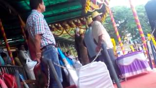 Synthetic Track Opening Ceremony In Shimoga By Kiccha Sudeep Part - 1 Video By Shimoga Memes