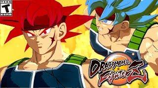 SUPER SAIYAN GOD BARDOCK GOES SUPER SAIYAN BLUE | Dragon Ball FighterZ Mod [PC - HD]