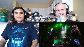 Kamelot ft Simone Simons - The Haunting (Live) [Reaction/Review]