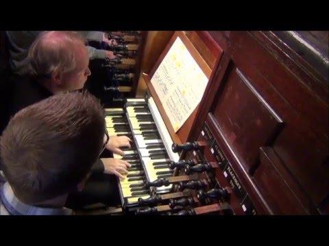 Max Reger: Dankpsalm op.145