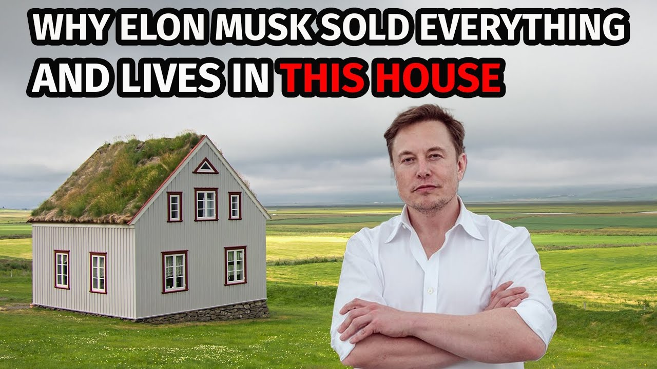 Why Elon Musk Lives in a $50,000 Tiny Home