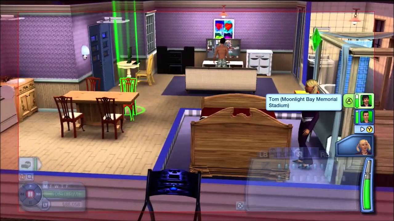 How do I get my sims to do their homework in Sims   xbox         The Sims    Pets  Expansion Pack   PC  amp  Mac  Free Download
