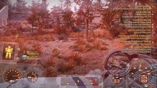 Fallout 76 2 idiots vs Scorched at a dump site