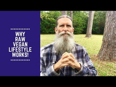 Why the Raw Vegan Lifestyle Works and Diets Don't