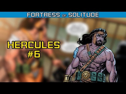 Hercules #6 REVIEW