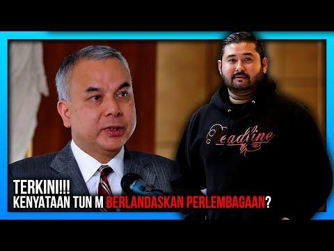 ISTANA TIADA KUASA MUTLAK DI MALAYSIA: TUN M